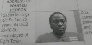 Sadan Mullings o/c Sadam criminal - Caribbean National Weekly News