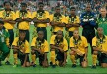 Jamaican Soccer team - Caribbean National Weekly News
