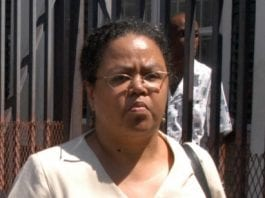 Conjugal Visit supoprter Susan Goffe - Caribbean National Weekly News