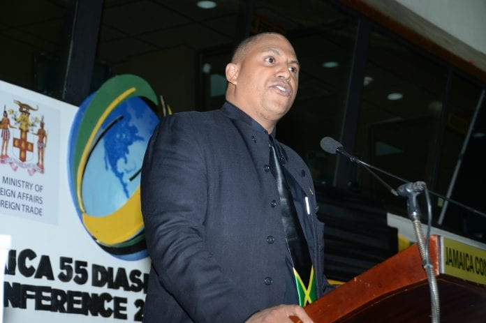 David Panton calls for investment in Jamaica - Caribbean National Weekly News