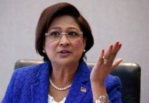 Kamla-Persad-Bissessar meeting