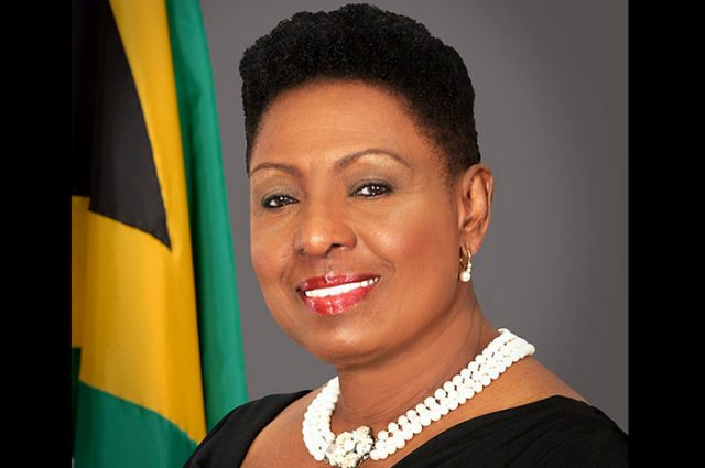 Olivia Babsy Grange - Caribbean National Weekly News