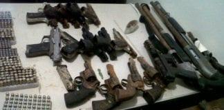 guns and ammo - Caribbean National Weekly News
