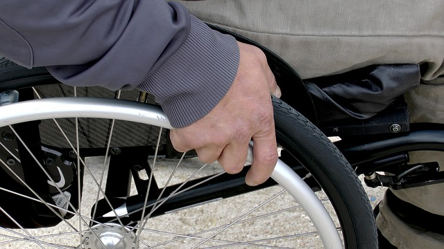 disabled man in wheelchair - caribbean national weekly news