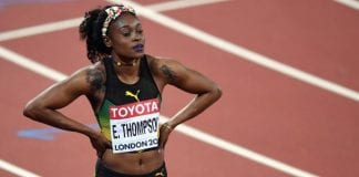 Stomach bug hampers Elaine Thompson at World Chamionships - Caribbean National Weekly News