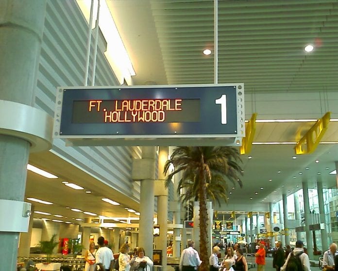Fort Lauderdale Airport Security - Caribbean National Weekly News