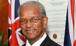 British Virgin Islands Dr. Orlando Smith - Caribbean National Weekly News