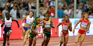 Jamaica Takes Lead at World Championship - Caribbean National Weekly News