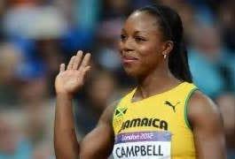 Jamaican Atletics star Veronica Campbell - Caribbean National Weekly News
