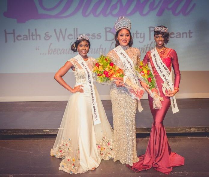 MISS JAMAICA DIASPORA 2017 - RACQUEL SERVICE - Beauty Pageant - Caribbean National Weekly News