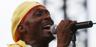 Jimmy Cliff singing reggae - Caribbean National Weekly News