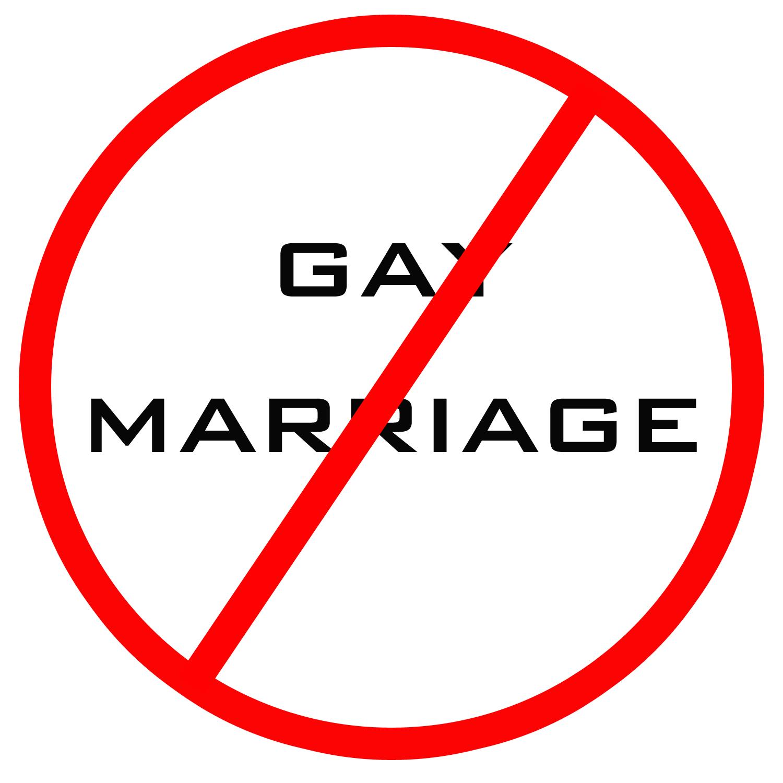 no to same sex marriage in Winnipeg