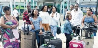 jamaican immigrants traveling - Caribbean national weekly