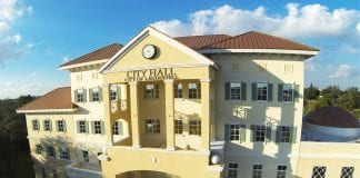 City Hall in Lauderhill - Caribbean National Weekly News