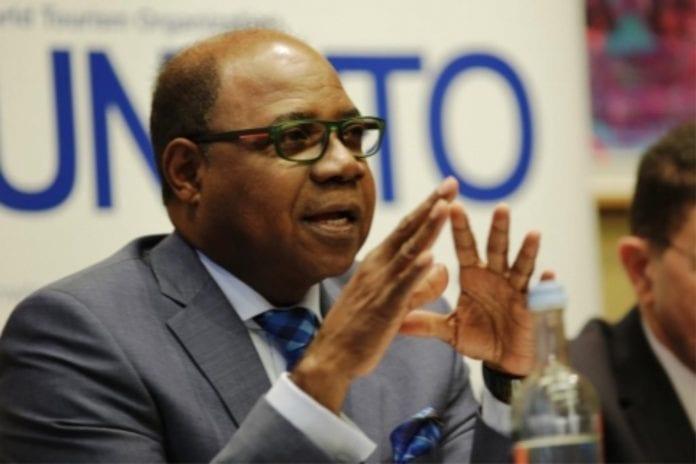 Ed Bartlett Tourism Minister