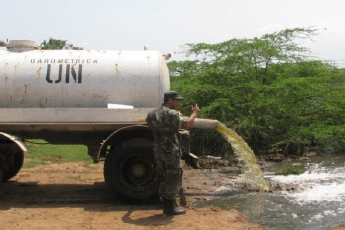 Haiti's cholera outbreak is spread via sewage which is being dumped into water sources - Caribbean National Weekly News