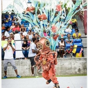 Junior Carnival Child in costume - Caribbean National Weekly News