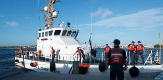 US Coast Guard intercepts smuggling operation - Caribbean National Weekly News