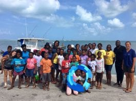Waitt Institute hosts kids camp - Caribbean National Weekly News