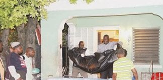 Antiquan authorities remove human remains from a crime scene - Caribbean National Weekly News