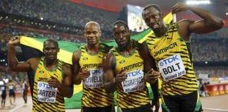 Usain Bolt at World Championships - Caribbean National Weekly News