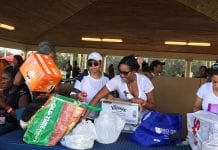 Caribbean residents in South Florida forms the coalition Caribbean Strong to provide relief to Caribbean countries hit badly by recent Hurricanes Irma and Maria.