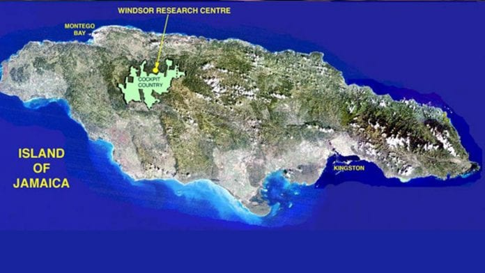 A controversy rages in Jamaica over the possibility of bauxite mining in the Cockpit Country located In Northern Trelawny, the Opposition People's National Party issues a call for a ban on such mining.