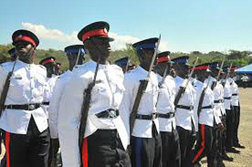 Jamaica police