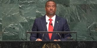 "The Foreign Affairs Minister of St. Kitts and Nevis in his address to the general Assembly of the United nations described the damages to Caribbean islands like Barbuda and Dominica as ""unimaginable."""