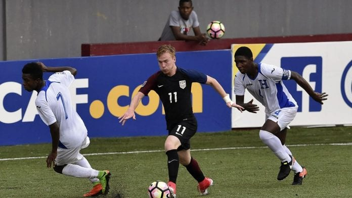 CONCACAF soccer players - Caribbean National Weekly News