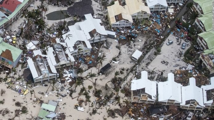 CDB providing Hurricane Irma Relief funds to the devastated Caribbean - Caribbean National Weekly News
