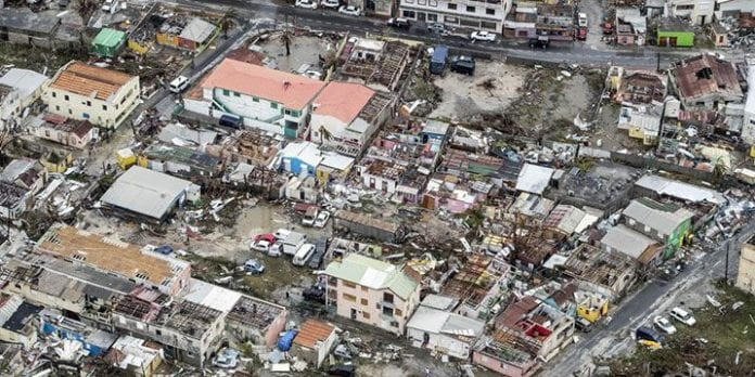 Hurricane Irma damaged Caribbean - Caribbean National Weekly News