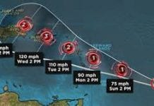 Tropical Storm Maria makes its way across the Atlantic - Caribbean National Weekly News