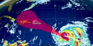 Hurricane Maria heads toward recently pummeled Leeward Islands - Caribbean National Weekly News