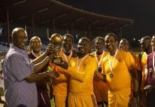 Wolmers Soccer Team - Caribbean National Weekly News