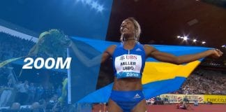 Miller and Uibo, Caribbean Athletes in Diamond League - Caribbean National Weekly News
