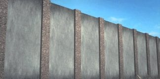 Mexican Border Wall Prototype - Caribbean National Weekly News