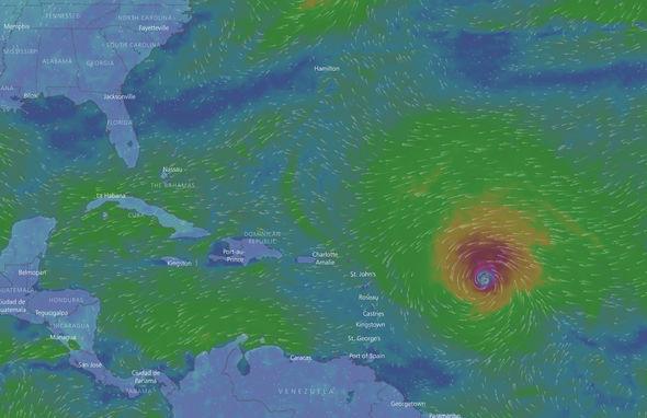 Path of Hurricane Irma heads toward Eastern Caribbean Islands and South Florida - Caribbean National Weekly News