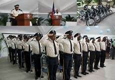 Haitian Police officers work under horrendous conditions - Caribbean National Weekly News