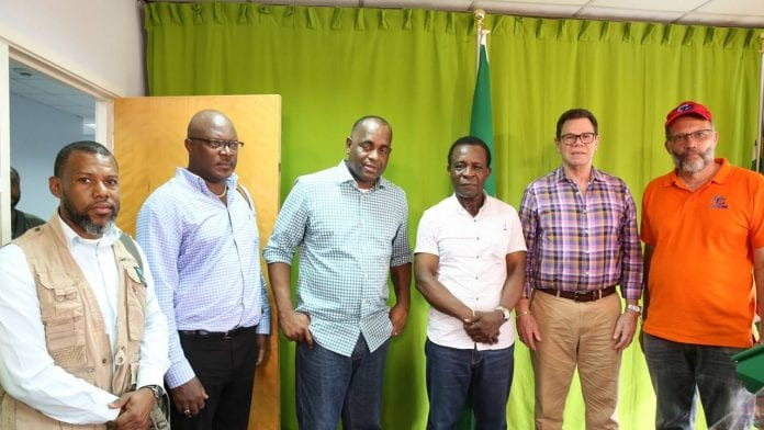 CDB President participates in high-level mission to Dominica