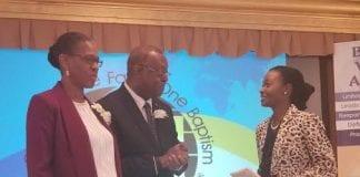 Jamaican leader Baptist World Alliance honored