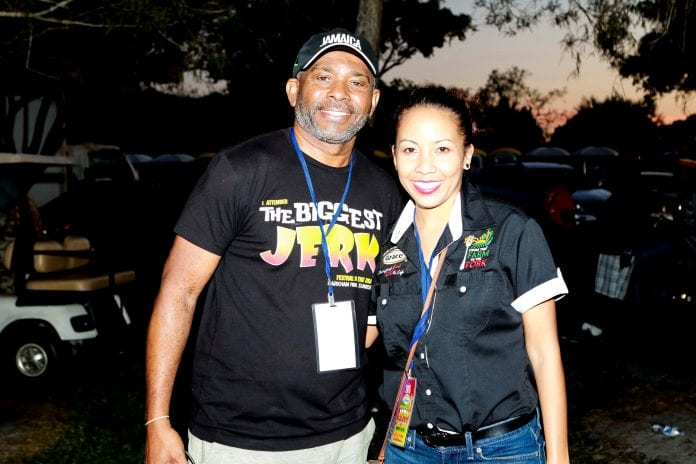 Edwards adds more spice to Grace Jamaican Jerk Festival