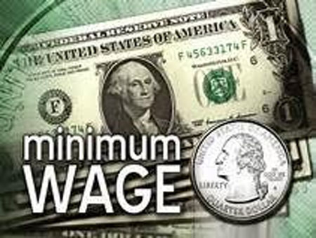Florida minimum wage increasing to $8.25 per hour in 2018