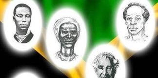 Jamaica celebrates National Heroes Day