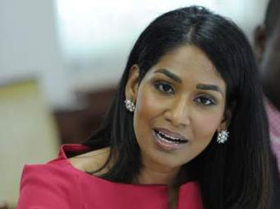 Lisa Hanna apologizes for blunder