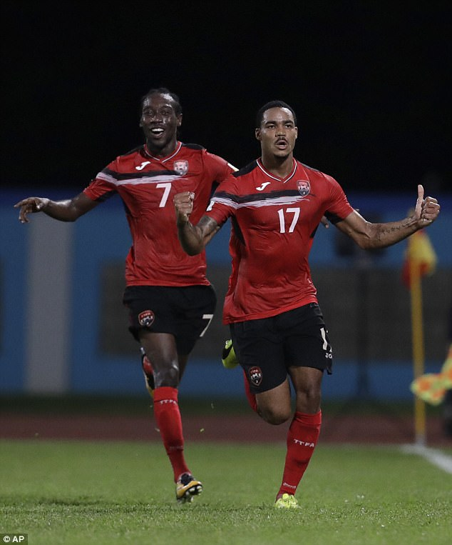 Trinidad and Tobago knocks US from the 2018 World Cup