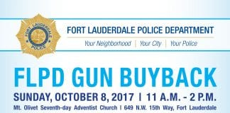 FLPD to hosts gun buy back