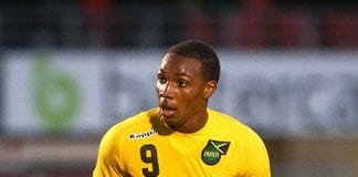 Israel based forward named in Reggae Boyz squad for Saudi match