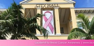 Lauderhill Breast Cancer Awareness Efforts