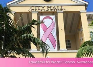 Lauderhill Breast Cancer Awareness Efforts